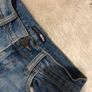 Fashion Nova Mom Jeans 🦋